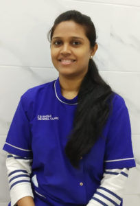 Dr Akanksha Marathe SK Smile Dental Clinic Airoli